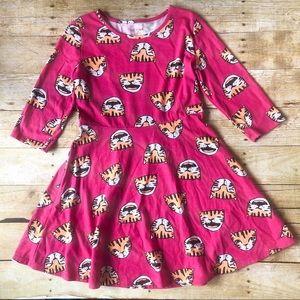 Tiger Dress 10-12